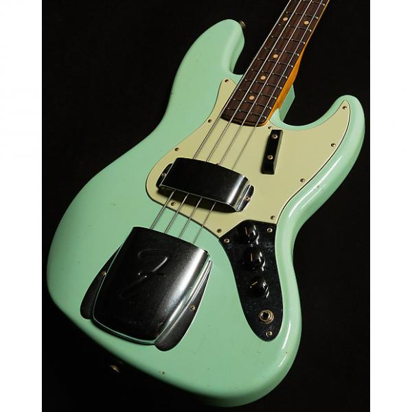 Custom Fender 2017 Collection 1962 Jazz Bass Journeyman Relic #1 image