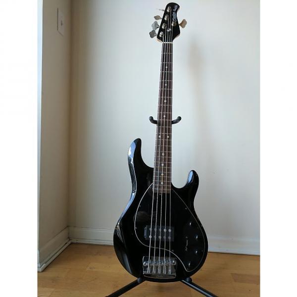 Custom Sterling by Music Man Ray35 2011 Black #1 image