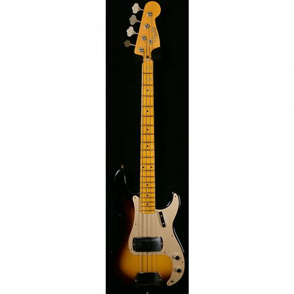 Custom Fender 2016 Collection 1957 Precision Bass Journeyman Relic #1 image