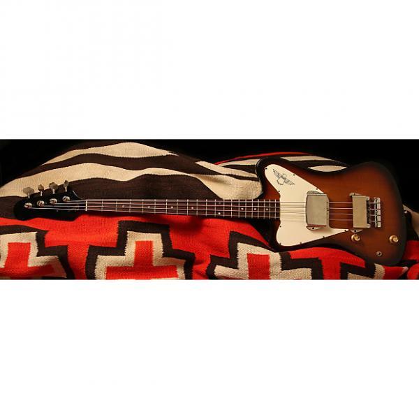 "Custom 1967 Gibson Thunderbird ""Sunburst"" Lefty #1 image"