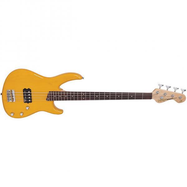 Custom Vintage V80AB Bass in Golden Amber #1 image