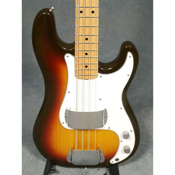 Custom Fender Precision (1982) #1 image