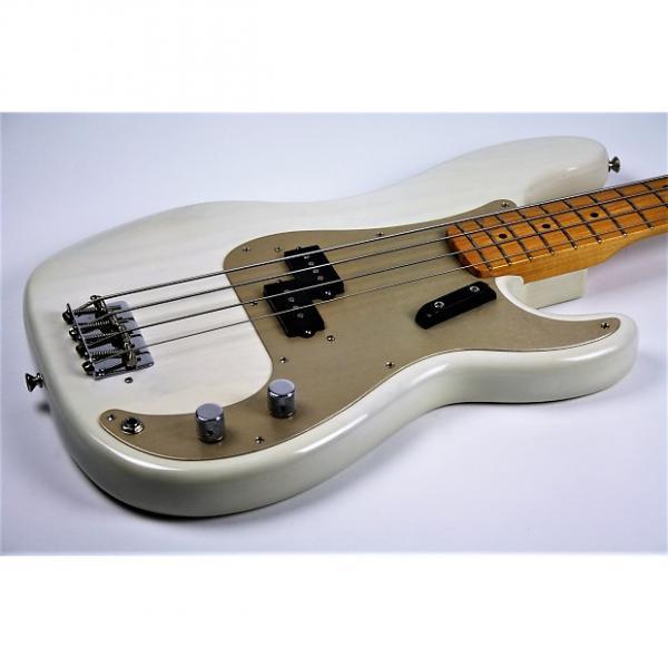 Custom Fender American Vintage 57 Precision Bass Original + Lollar pick-ups W/OHSC Free Shipping #1 image