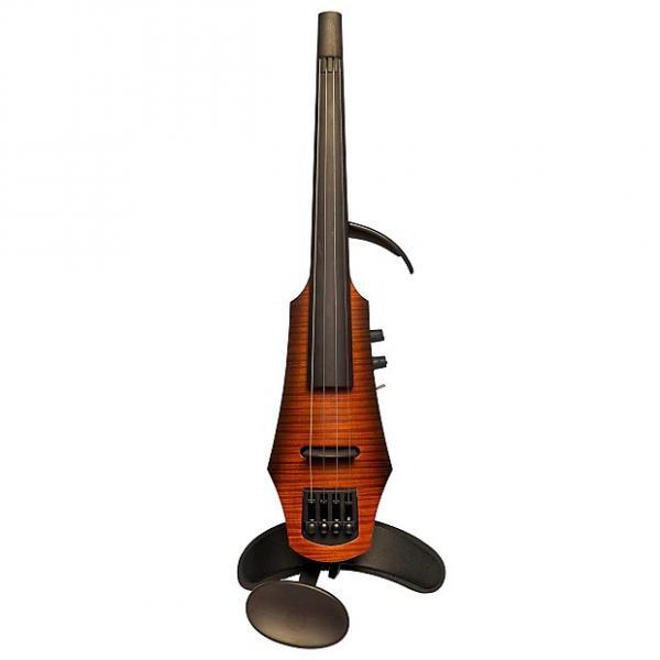 Custom NS Design NXT4 Electric Violin, 4-String, Sunburst - Brand New! [NS NXT4] *Make An Offer* #1 image