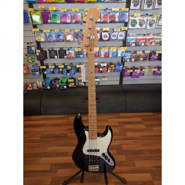 Custom Fender Standard Jazz Bass 2013 Black #1 image