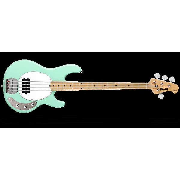 Custom Sterling S.U.B. Ray 4 Mint Green #1 image