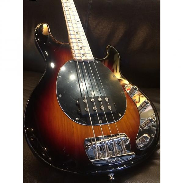 Custom Ernie Ball Music Man StingRay 4 H Vintage Sunburst #1 image