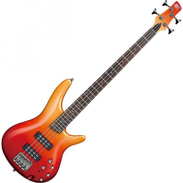 Custom Ibanez SR Standard SR300E Electric Bass Autumn Fade Metallic #1 image
