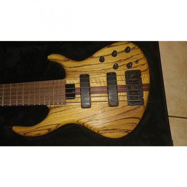 Custom Tobias Basic 1994  Zebra Wood #1 image