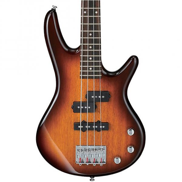 Custom Ibanez miKro GSRM20 Brown Sunburst #1 image