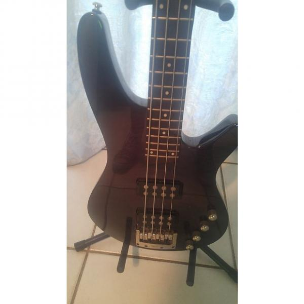 Custom Ibanez SRX500 4 String Bass #1 image