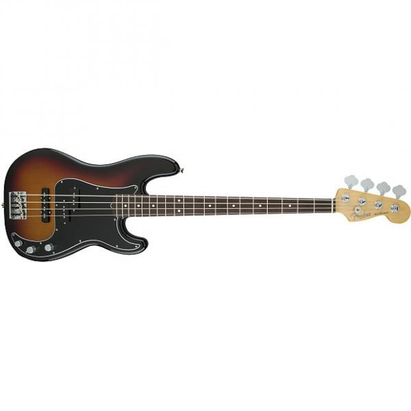 Custom Fender Limited Edition American Standard PJ Bass, Rosewood Fingerboard, 3-Color Sunburst 0171503700 #1 image
