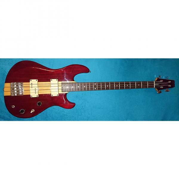 Custom Aria Pro II TSB-400 vintage bass (1981), great condition #1 image