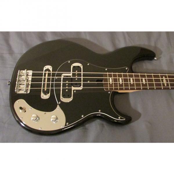 Custom Yamaha BB424X Bass Guitar & Gig Bag #1 image