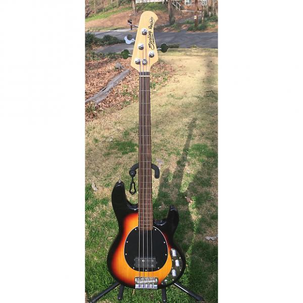 Custom Sterling by Music Man Ray 34ca Fretless 4 String Bass #1 image
