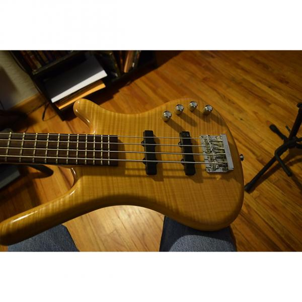 Custom Warwick rockbass corvette premium bass, with Gator case #1 image