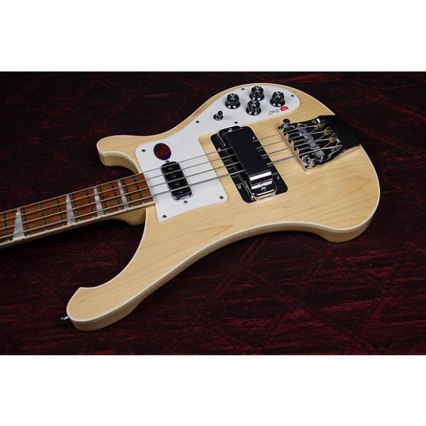 Custom Rickenbacker 4003 Bass Mapleglo W/HSC New!! #1 image