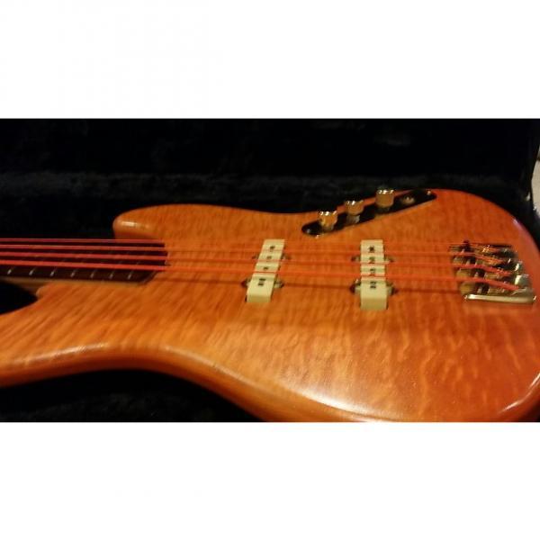 Custom Custom American Jazz Bass '15 Tangerine Dream #1 image