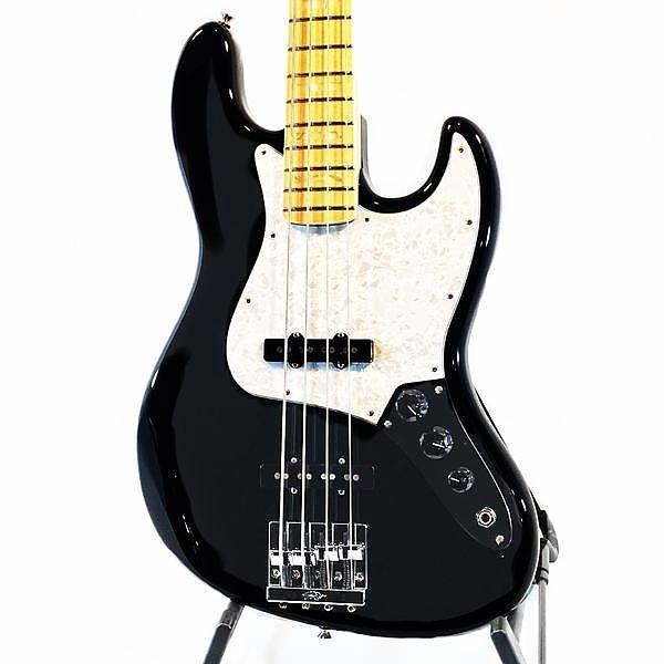 Custom Fender USA Geddy Lee Jazz Bass #1 image