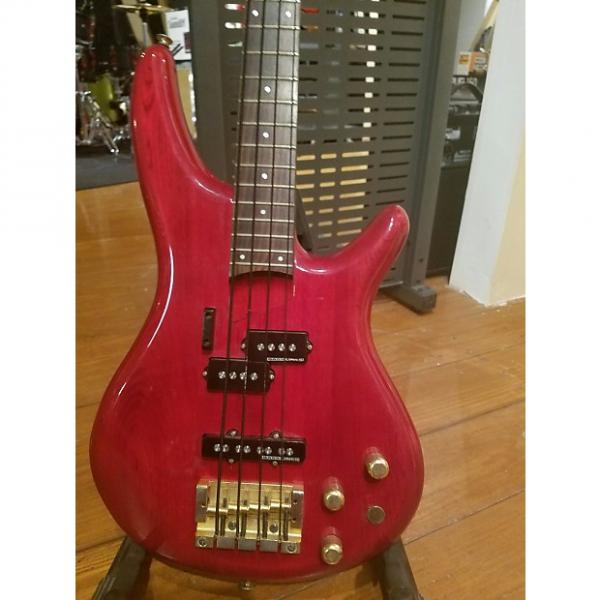 Custom SDGR Sound Geared By Ibanez SDGR Early 2000 Candy Apple Res #1 image