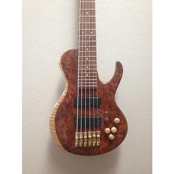 Custom John Marshall custom 6 string bass #1 image