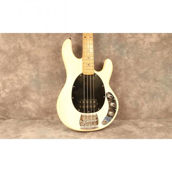Custom 1979 Music Man Stingray White #1 image