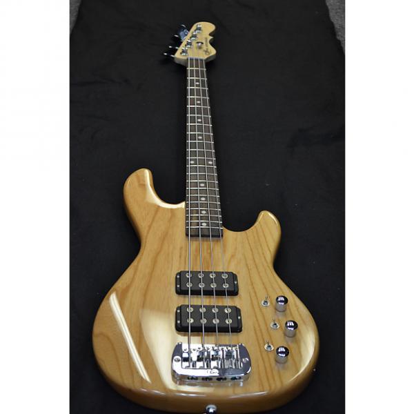 Custom G & L  Tribute L-2000 Bass Natural #1 image