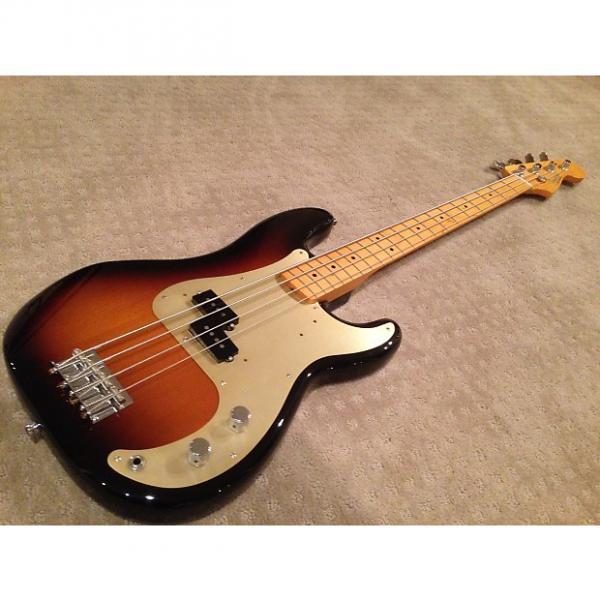 Custom Fender Classic Series '50s Precision Bass 2012 2 Color Sunburst #1 image