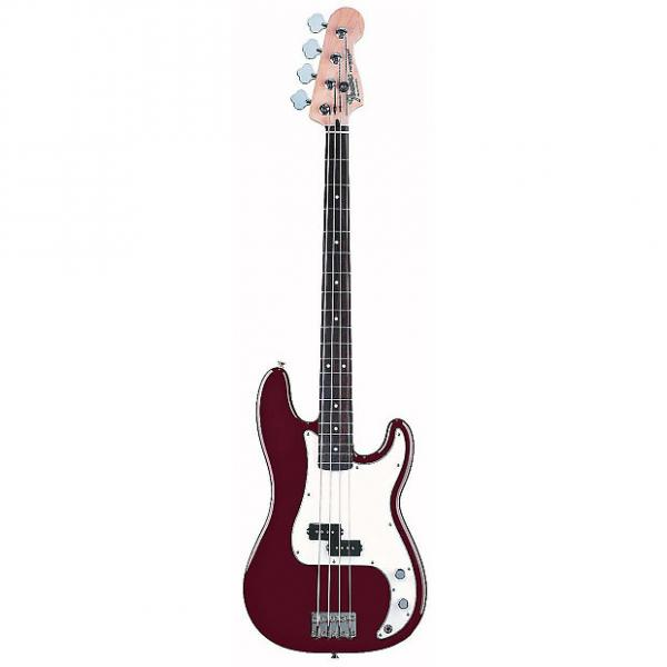 Custom Fender Standard Precision Bass Midnight Wine Electric Bass 0136100375 #1 image