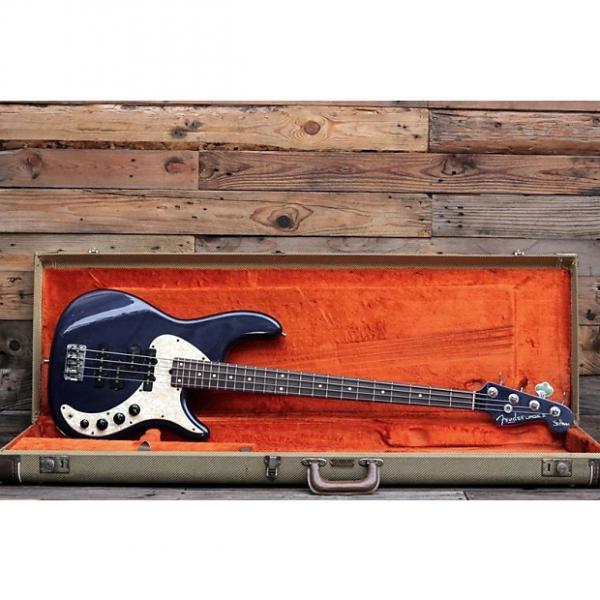 Custom Fender Urge II 2003  Blue #1 image