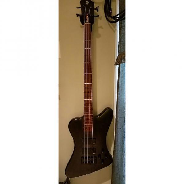 Custom Spector bass  Spector Forte 4X 2010 Brown #1 image