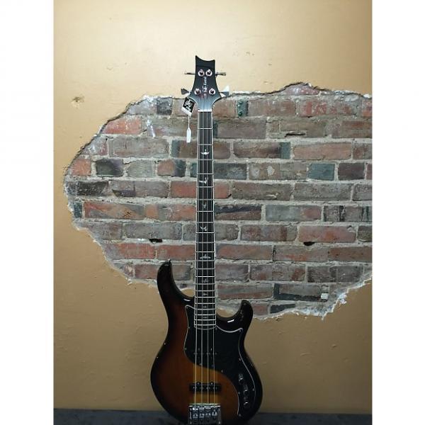 Custom Paul Reed Smith SE Kestrel Bass 2014 3 Color Sunburst #1 image