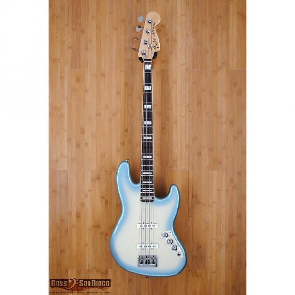 Custom Fender CS Master Built (Jason Smith) Jazz Bass 2014 Ice Burst #1 image