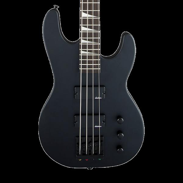 Custom Jackson JS Series Concert Bass JS2 - Satin Black #1 image