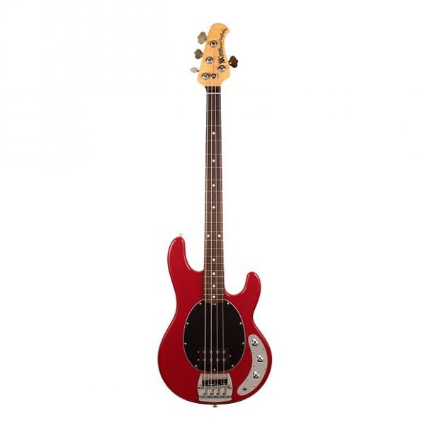 Custom Ernie Ball Music Man Stingray Classic Classic Red #1 image