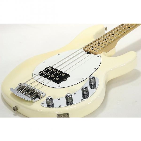 Custom Music Man Stingray 4 White #1 image