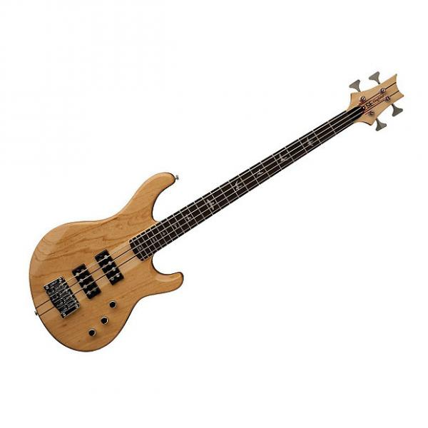 Custom Paul Reed Smith PRS SE Kingfisher Bass w/ Gig Bag - Natural/Rosewood - KR4NA #1 image