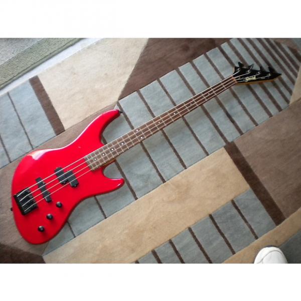 Custom Ultra rare Guild Bass - 80's Pilot as used by Bon Jovi #1 image