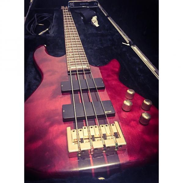 Custom Cort Artisan A4 Bass Guitar #1 image