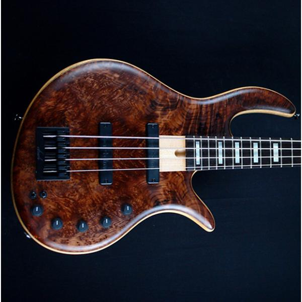 Custom Elrick Gold Series E-volution 2014 Burl Redwood #1 image