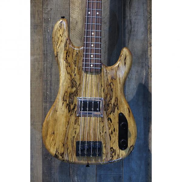 Custom Delaney Tradition Bass 2017 Natural #1 image