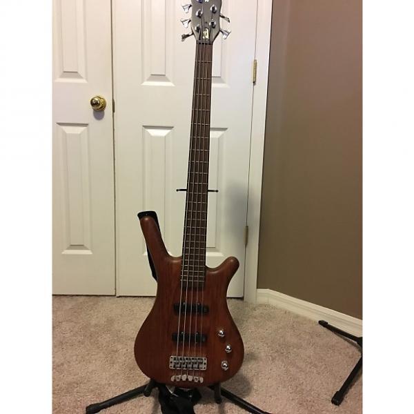 Custom Warwick Corvette Standard 2003 Bass Guitar #1 image