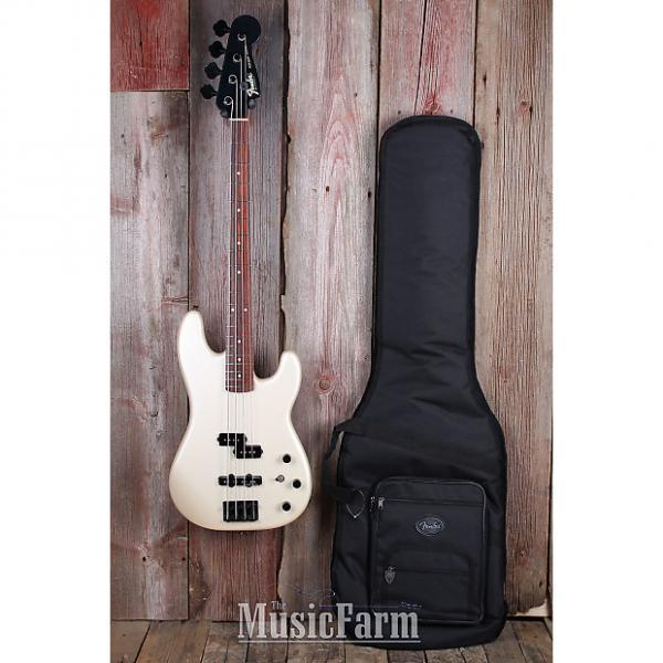Custom Fender® Duff McKagan Precision Bass 4 String Electric P Bass Guitar with Gig Bag #1 image