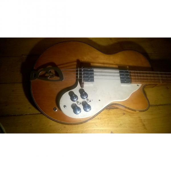 Custom Roger Rossmeisl bass #1 image