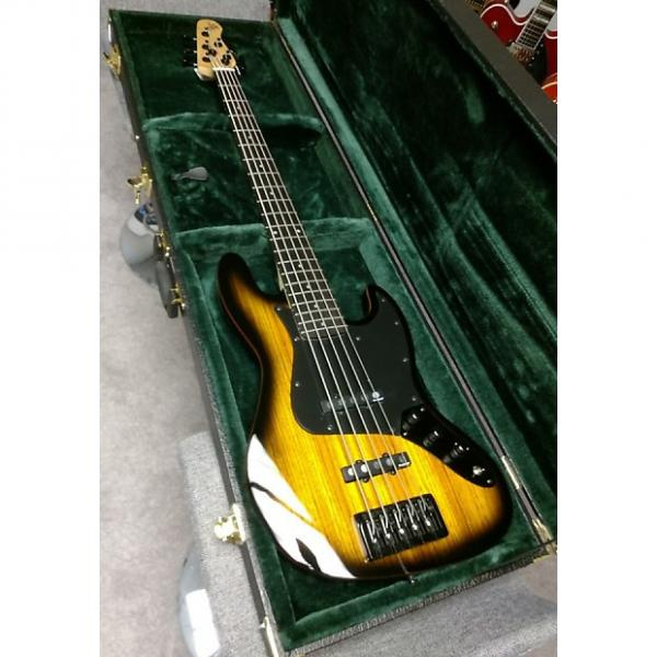 Custom Michael Kelly Custom Collection Element 5 String Electric Bass #1 image