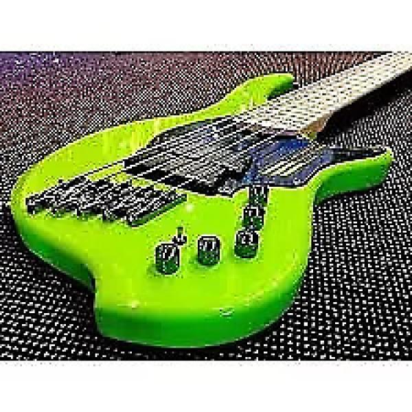 Custom Dingwall NG2 4 string Ferrari Green, Authorized Dealer! Pre-Order ETA May 17 #1 image