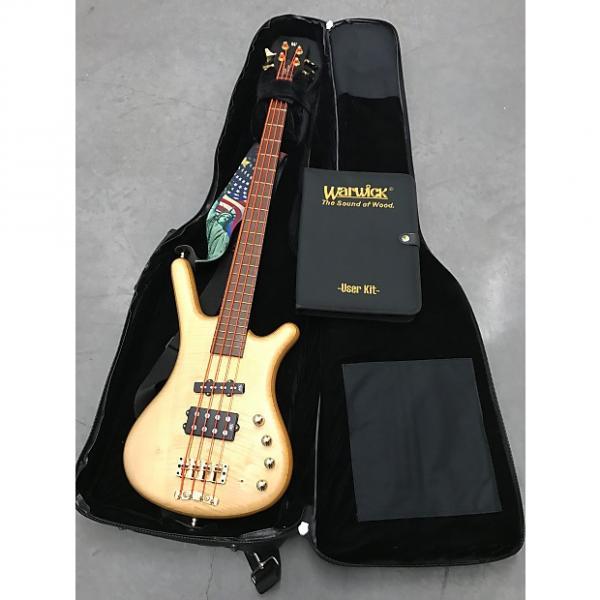 Custom Warwick FNA Jazzman 4-string #1 image