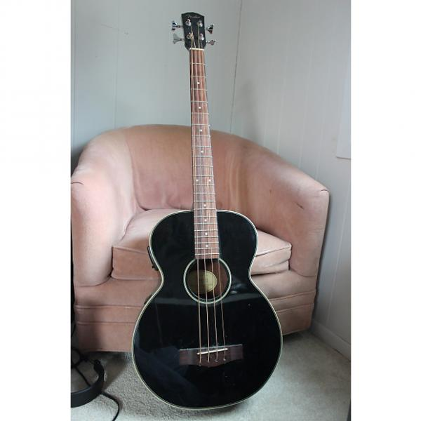 Custom Fender BG-31 MTB Acoustic Bass Black #1 image