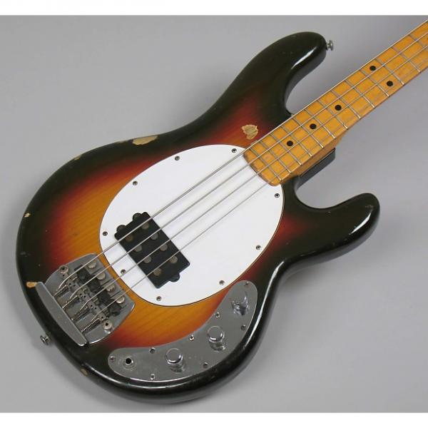 Custom Musicman  Stingray Bass 1977 Sunburst #1 image