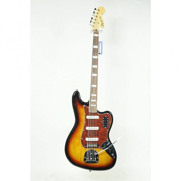 Custom Squier VI Baritone Guitar #1 image